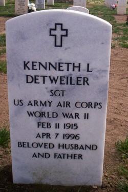 Kenneth L Detweiler