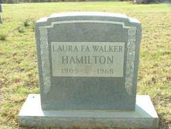 Laura Fa <I>Walker</I> Hamilton