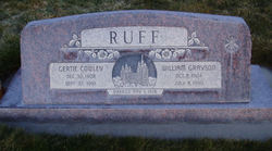 Gertie Louise <I>Cowley</I> Ruff