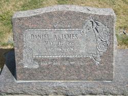 Daniel A James