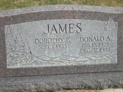 "Donald Arthur ""Don"" James"