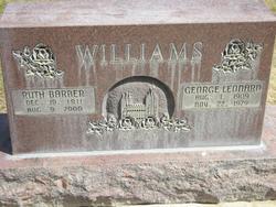 George L Williams