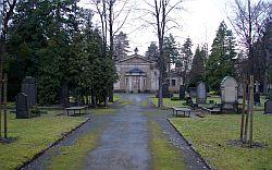 Nordfriedhof Dresden
