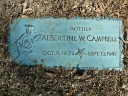 Albertine W. Campbell