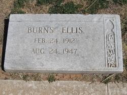 Burns Ellis