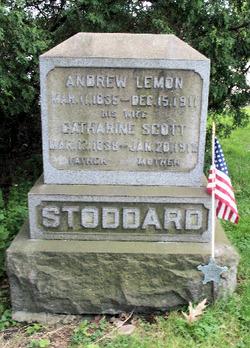 Andrew Lemon Stoddard