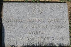Opapo Luteru Afualo