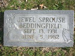 Jewel <I>Sprouse</I> Beddingfield
