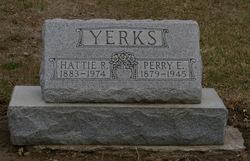 Perry E Yerks