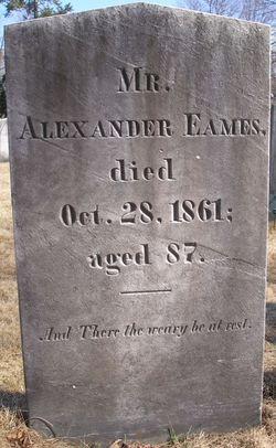 Alexander Eames
