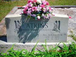 Annie Elenden <I>Jenkins</I> Atkins
