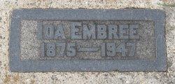 Ida <I>Hemans</I> Embree