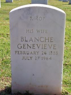 Blanche Genevieve <I>Maxwell</I> Vines