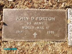 John D. Forton