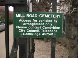 Mill Road Cemetery