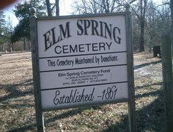 Elm Spring Cemetery