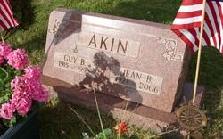Jean B. <I>Barden</I> Akin