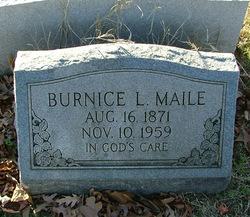 Burnice Lee Maile