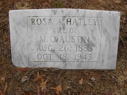 Rosa A. <I>Hatley</I> Austin