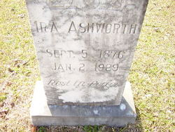 Ira Ashworth