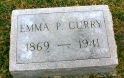 Emma Pauline <I>Schultz</I> Curry