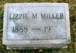 Lizzie M. Miller