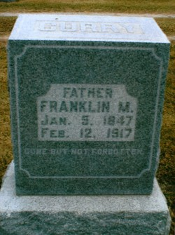 Franklin M. Curry