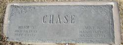 Alice Martha <I>Woolman</I> Chase