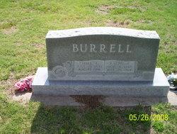 Emma Consolatta <I>Peters</I> Burrell