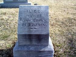Martha Alice <I>Camplin</I> Eades