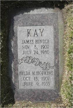 Hilda M. <I>Hopkins</I> Kay