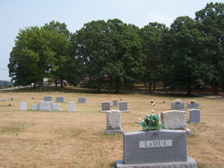 Morgans Baptist Church Cemetery