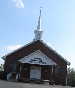 Adriel Baptist Church Cemetery