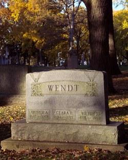 Arthur A. Wendt