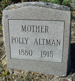 Polly <I>Clements</I> Altman