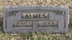 Lillie Blanche <I>Lambing</I> Almes