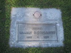 Lillian Lillie Bell <I>Martin</I> Donleavey