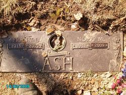 Nora M <I>Smith</I> Ash