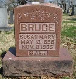 Susan Mary <I>Pollock</I> Bruce