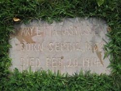 Mary Etta <I>Jensen</I> Rasmussen