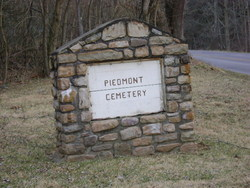 Piedmont Cemetery