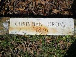 Christian Grove Baptist Church Cemetery