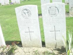 Lance Corporal Thomas Adams