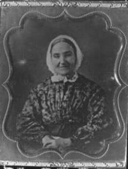 Maria Katharina Margaretha <I>Kusterer</I> Schmid Hess
