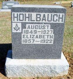 Elizabeth <I>Franklin</I> Hohlbauch