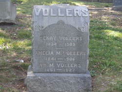 Amelia M Vollers