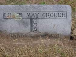 Lillie Mae <I>Runyan</I> Crouch