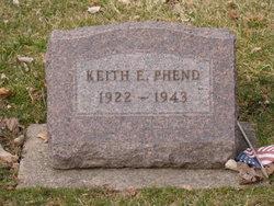 Keith Eugene Phend