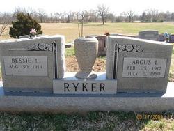 Bessie Lawrence <I>Christie</I> Ryker