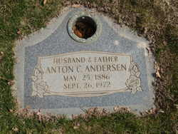 "Anton Christian ""Toney"" Andersen"
